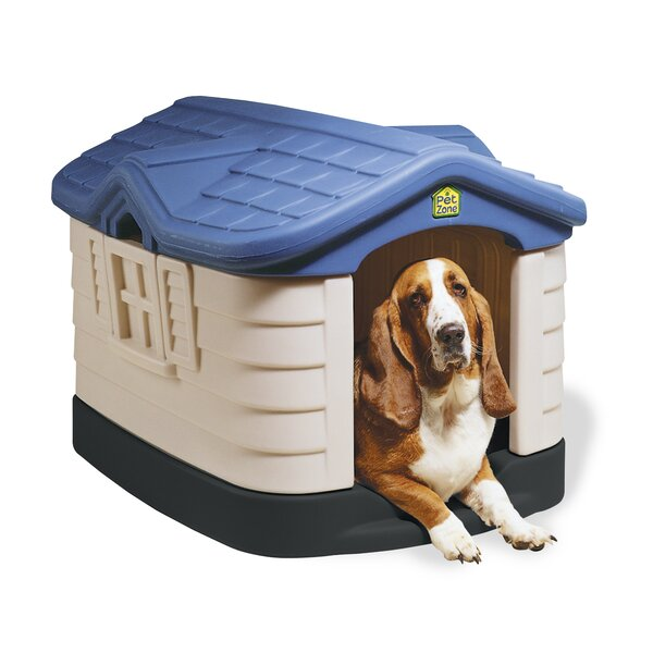 Pet Zone Cozy Cottage Dog House by Pet Zone