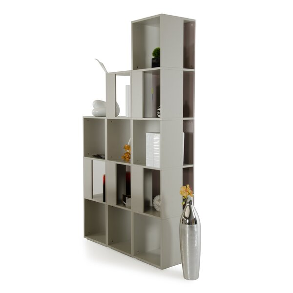 Clower Cube Bookcase by Orren Ellis