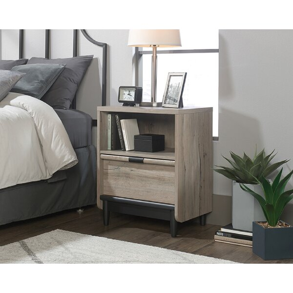Celis 1 Drawer Nightstand by Foundry Select