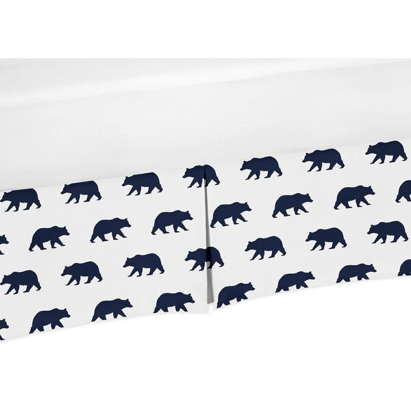 Big Bear Crib Skirt by Sweet Jojo Designs