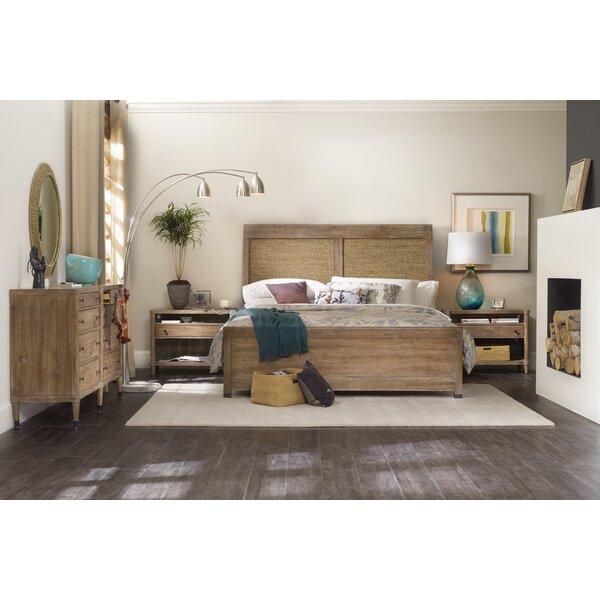 Studio 7H Sleigh Side Rail by Hooker Furniture