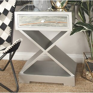 Best Choices End Table with Storage By Cole & Grey