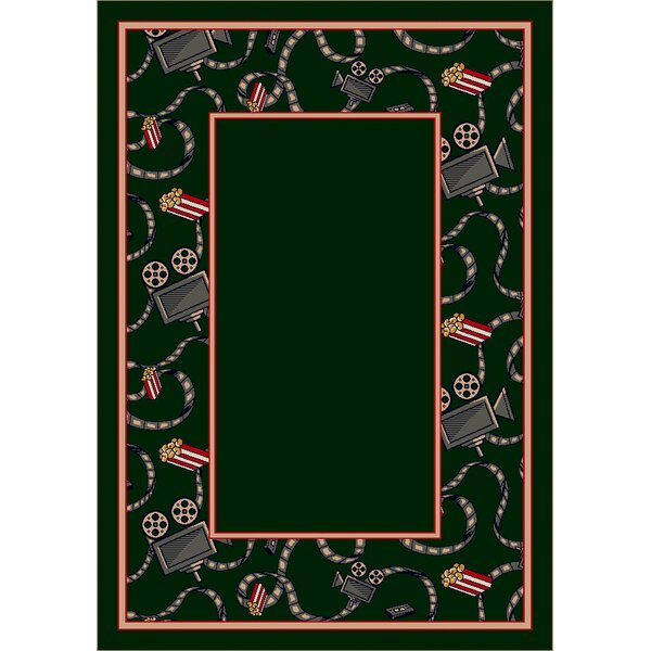 Design Center Emerald Intermission Area Rug by Milliken
