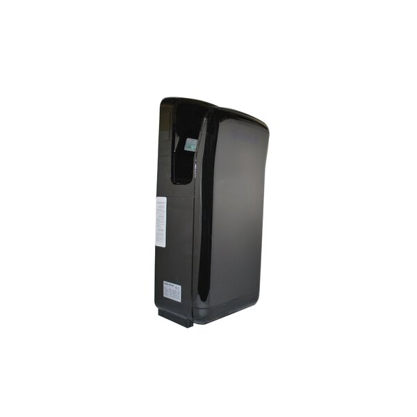 Constructor 110 Volt Hand Dryer in Black by DSD Group