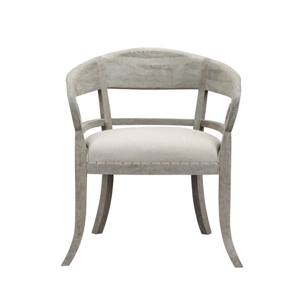 Giroflee Upholstered Armchair by One Allium Way