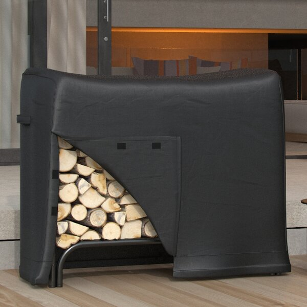 Heavy Duty Firewood Log Rack Cover by Freeport Park