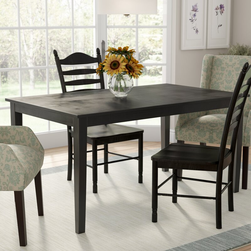 August Grove Alverson 6 Piece Dining Set & Reviews | Wayfair