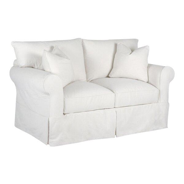 Felicity Loveseat by Wayfair Custom Upholstery™