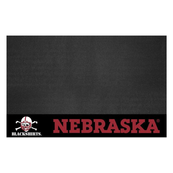 University of Nebraska Blackshirts Grill Mat by FANMATS