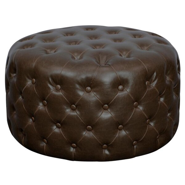 Cheney Cocktail Ottoman by House of Hampton