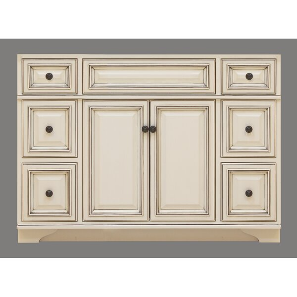 Sanibel 48 Bathroom Vanity Base by Sunnywood