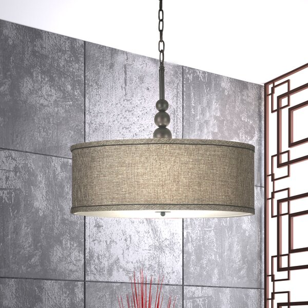 Annuziata 3-Light  LED  Pendant by Willa Arlo Interiors