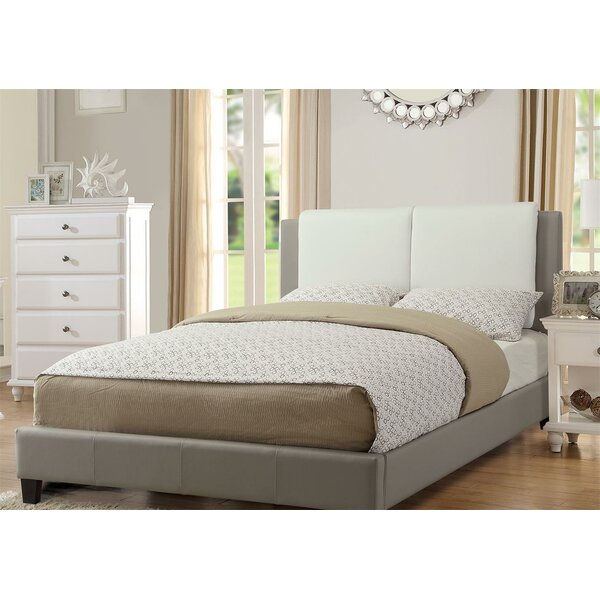 Patrelle Upholstered Platform Bed by Latitude Run