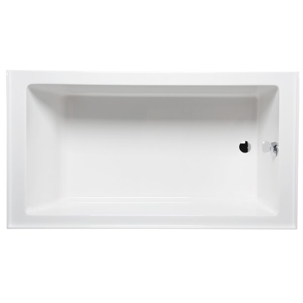 Turo 60 x 30 Soaking Bathtub by Americh