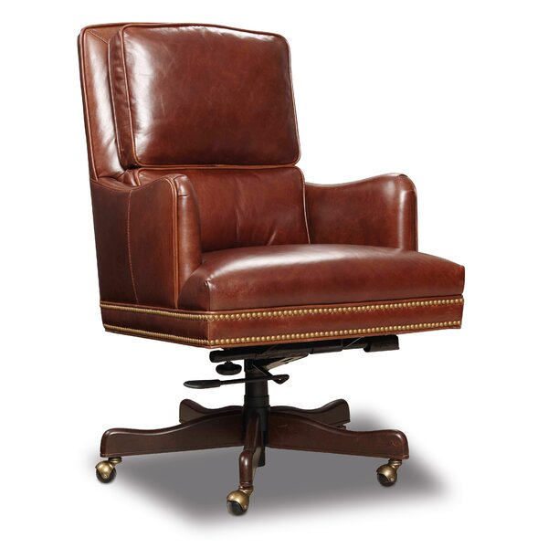 Marvelous Kara Executive Chair By Hooker Furniture Evergreenethics Interior Chair Design Evergreenethicsorg