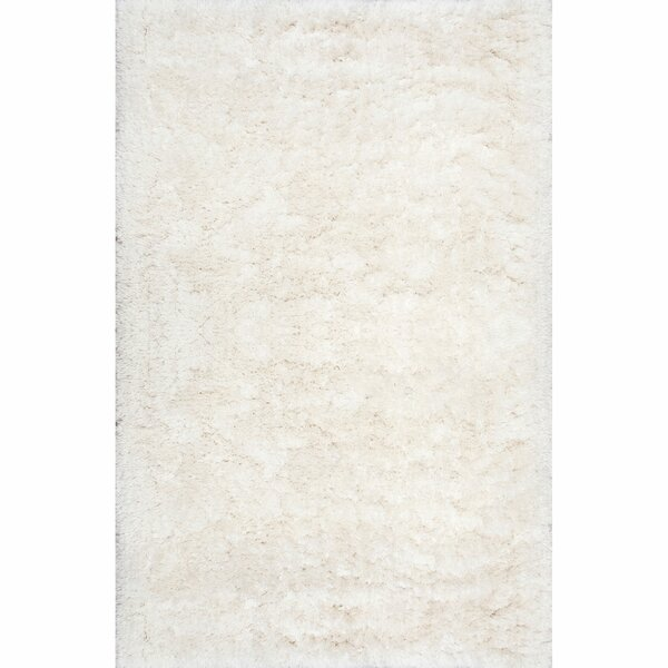 Bathurst Hand-Tufted Ivory Area Rug by House of Hampton
