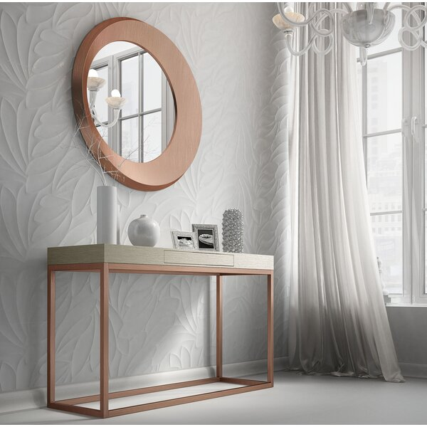 Rashad Console Table And Mirror Set By Brayden Studio