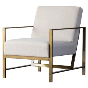 Compare prices Haakenson Armchair ByIvy Bronx