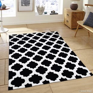 Affordable Handmade Black Area Rug By AllStar Rugs