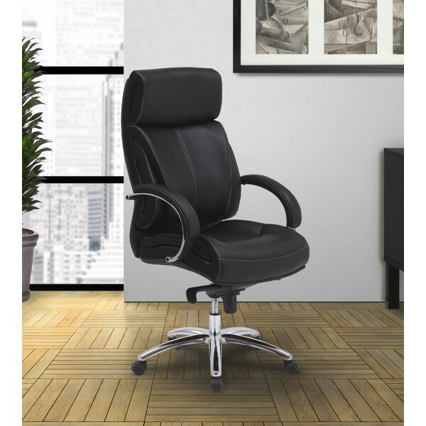 Jasmine Executive Chair by Latitude Run