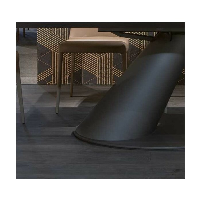 Lovely Taurus Extendable Dining Table