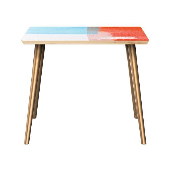 Espada End Table by Corrigan Studio
