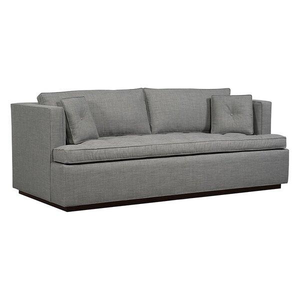 Maxwell Tuxedo Arm Sofa Bed by Duralee Furniture Duralee Furniture