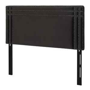 Rosario Upholstered Panel Headboard by Latitude Run Image