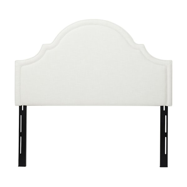 Calvert Upholstered Panel Headboard By Beachcrest Home by Beachcrest Home 2020 Coupon