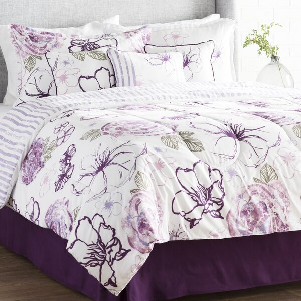 Ramsell 7 Piece Comforter Set