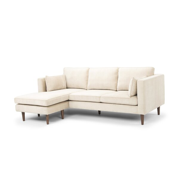 Channing Reversible Sectional by Modern Rustic Interiors