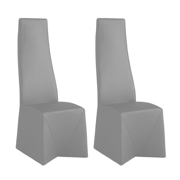 Ruby Upholstered Dining Chair (Set Of 2) By Orren Ellis