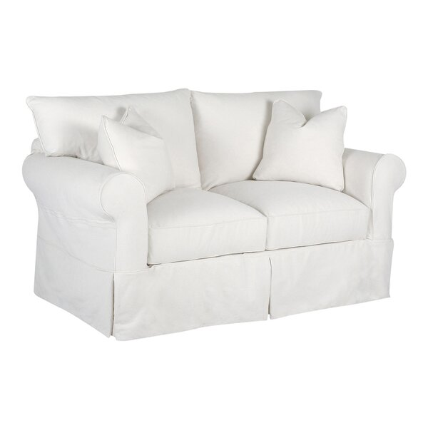 Modern Beautiful Veana Loveseat by Wayfair Custom Upholstery by Wayfair Custom Upholstery��