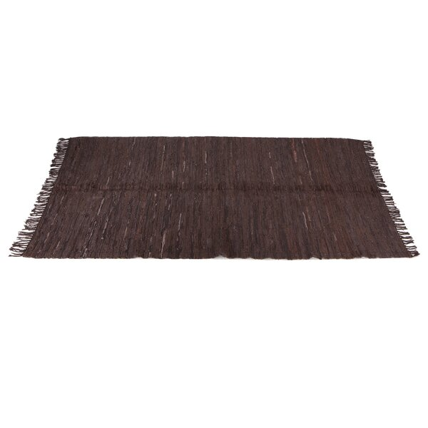 Carey Mill Brown Area Rug by Charlton Home