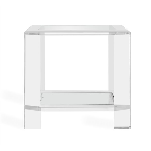 Surrey End Table with Storage