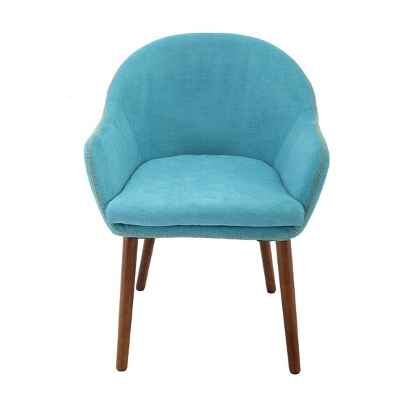 Sharell Upholstered Dining Chair by Wrought Studio