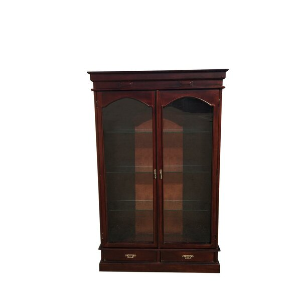 Anni Display Curio Cabinet by Darby Home Co