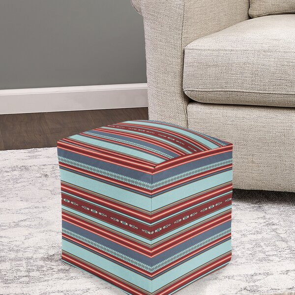 Colten Pouf by Bungalow Rose