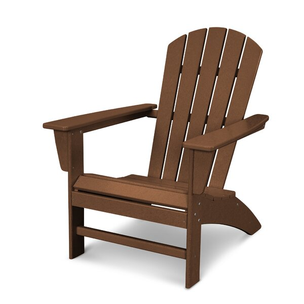 Nautical Recycled Plastic Adirondack Chair by POLYWOOD POLYWOOD®