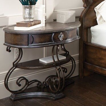 Sofitel 1 Drawer Nightstand by Astoria Grand