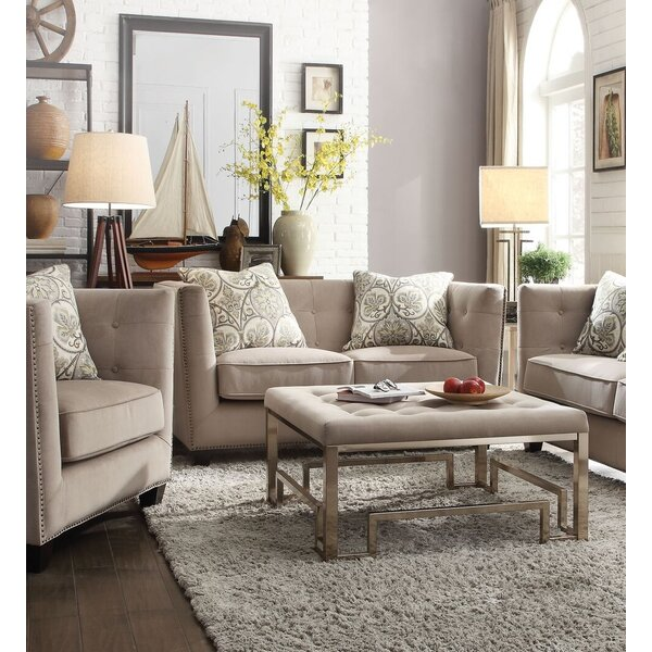 Dahlstrom Loveseat by Darby Home Co