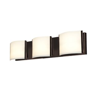 Terrazas 3-Light Bath Bar By Latitude Run Wall Lights
