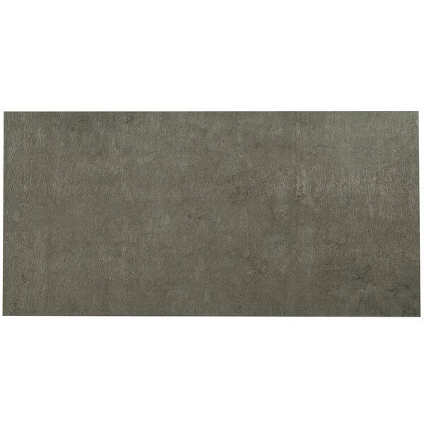 Citified 2 x 6 Porcelain Subway Tile in Steel by PIXL