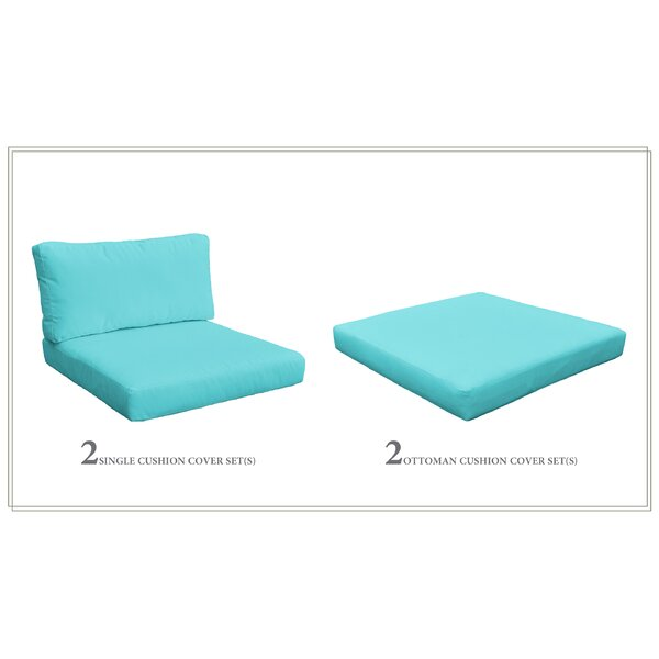 Monterey 6 Piece Outdoor Cushion Set by TK Classics