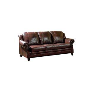 Hensley Leather Sofa