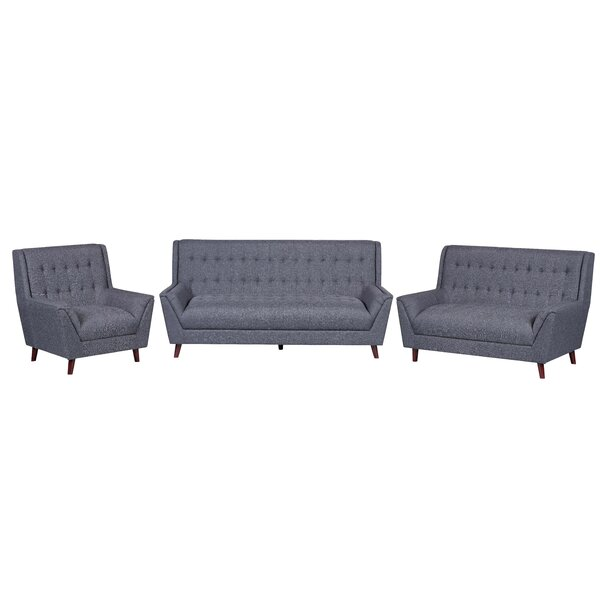 Winters 3 Pieces Living Room Set by Ivy Bronx