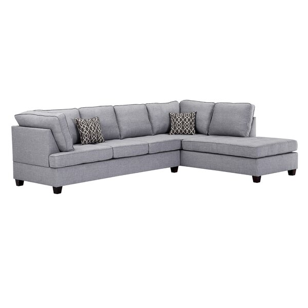 Wheatland Reversible Modular Sectional by Winston Porter