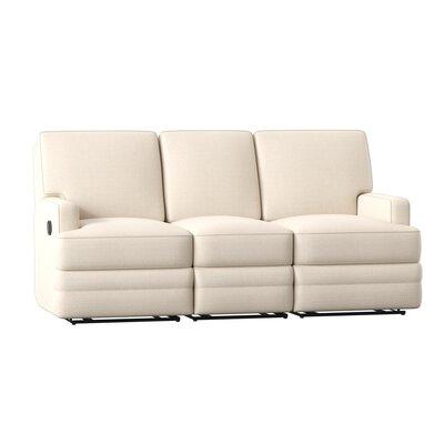 Marvelous Wayfair Custom Upholstery Kaiya Reclining Sofa Alphanode Cool Chair Designs And Ideas Alphanodeonline