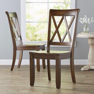 Saint-Gratien Dining Chair (Set of 2) by Lark Manor