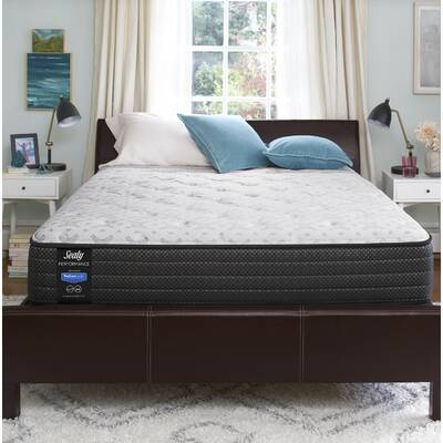 Sealy Response Performance 12 Cushion Firm Mattress And Box Spring